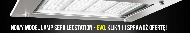 Najnowszy model serii LEDStation EVO